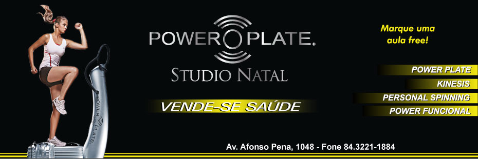 power plate destaque